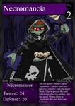 NecroMasters - BOD - 001 - Necromancia by PlayboyVampire