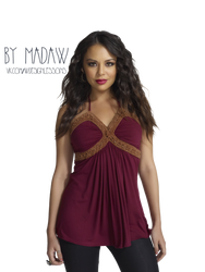 Janel Parrish PNG by MADAW