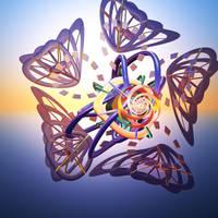 Butterfly Palace by VirginPrune