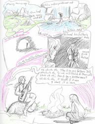inktober2018-2 Ballad by Golden-Dragon-Girl