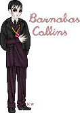 Barnabas Collins by LineBorowski