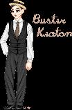 Buster Keaton by LineBorowski