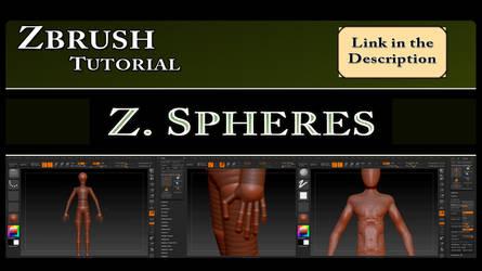 Zbrush Tutorial: Zspheres by Requiemsvoid