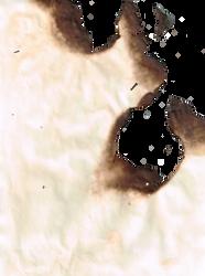 Burnt Grunge Paper - Transparent PNG by GreenHammock