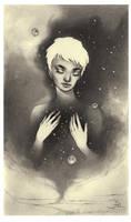 Black Nebula by jusabi