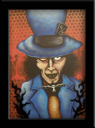 MAD AS A HATTER 2007 by francisff