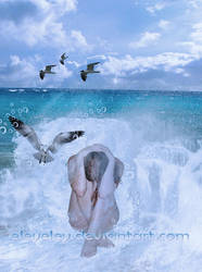 the sea loves me by eleyeley