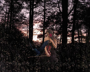 loose in the forest by eleyeley