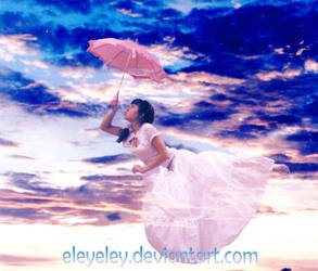 Mary Poppins by eleyeley