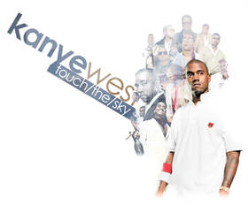 KanyeWests by foxmaster24