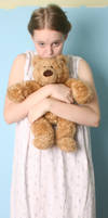 Nightdress - Teddy  1 by AttempteStock