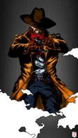 The Gunslinger by al3va