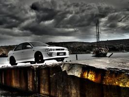 Subaru Impreza - No Limits by maximatyler
