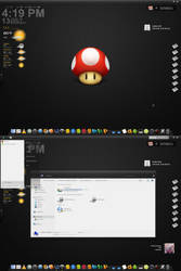 July Desktop 2011 by grebtech