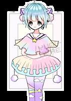 [CLOSED] Kenomimi Adoptable #1 by Chromlyte
