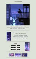 [F2U] City Lights Non-Core Code by Chromlyte