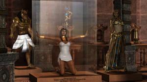 THETI-CHERI: Egyptian Museum by Furbs3D