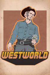Westworld by jlcomix