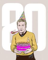 Happy Birthday Bill by jlcomix