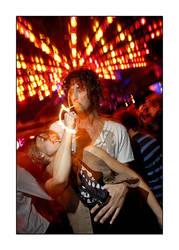 Clubbing : Depraved Jesus by Stephane-Burlot