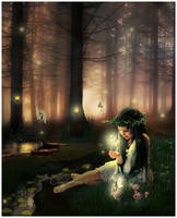 Little Dreamer by Disturbiah