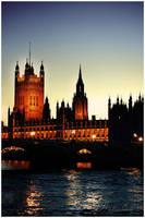 London Reflections by Disturbiah