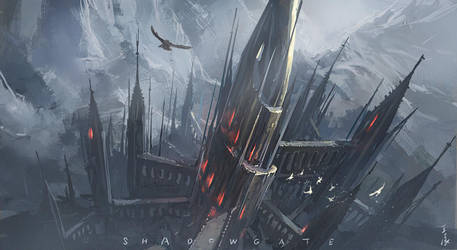 Shadowgate by wlop