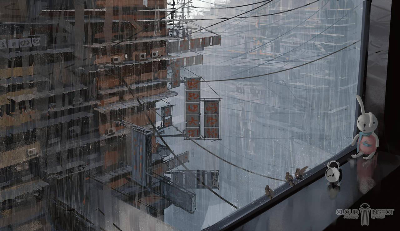 Window by wlop