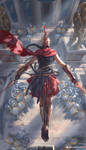 Assassin's creed odyssey by wlop