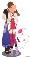 Pairing #1 - Noerah [Final Fantasy] by Kaschra