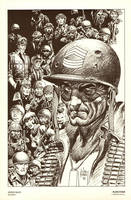 Joe Kubert 12 by TheKubertSchool