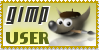 GIMP USER STAMP by delade