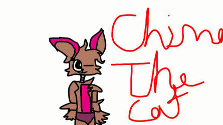 Chima The Cat by hugeamazing