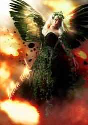 Fallen Angel, by xx-Anya