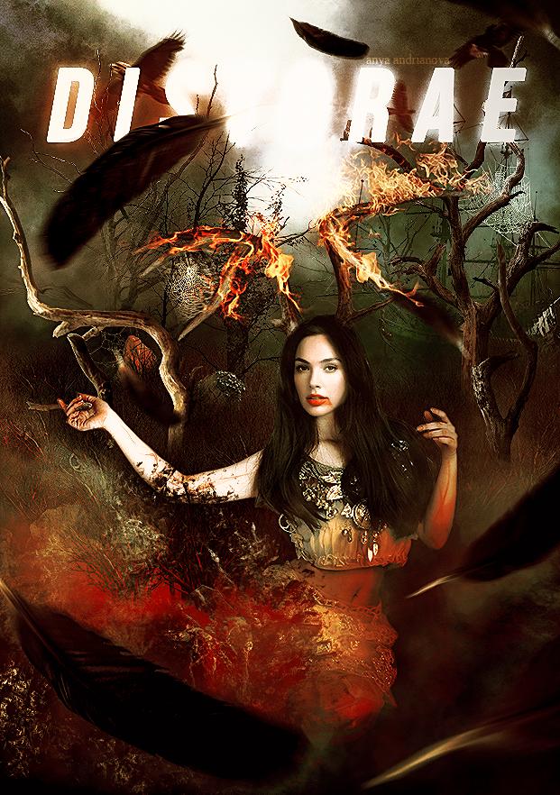 Distorae, by xx-Anya