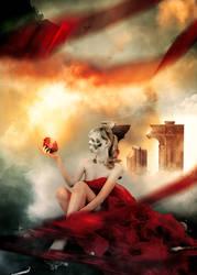 Goddess of Death, by xx-Anya