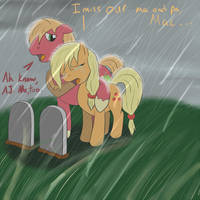 Paying Respects by InkyBeaker