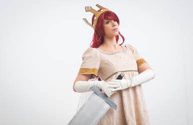 Cosplay Aurora from Child of Light by MahoCosplay