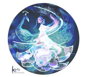 battle dance by Kris-Kamikakushi