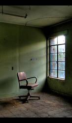 The Lonely Chair by BrandonRechten