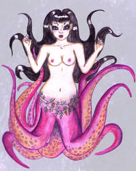 Purpurea by neurolepsia