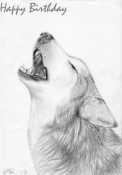 Birthday -howl by Elkenar