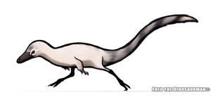 Compsognathus by FredtheDinosaurman