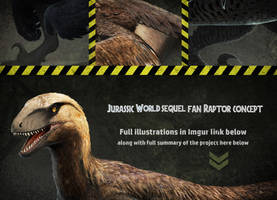 Jurassic World Sequel Fan-Made ConceptArt by FredtheDinosaurman