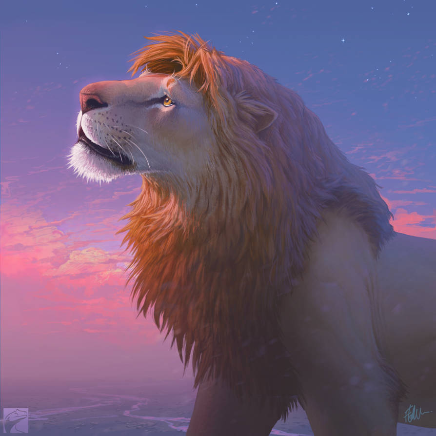 The Lion King by FredtheDinosaurman