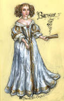 Henrietta Anne Stuart by suburbanbeatnik