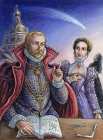 Tycho Brahe by suburbanbeatnik