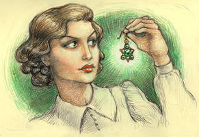 The Tsar's Emerald by suburbanbeatnik