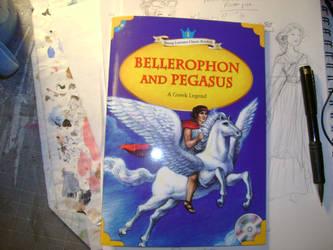 Bellerophon IRL by suburbanbeatnik