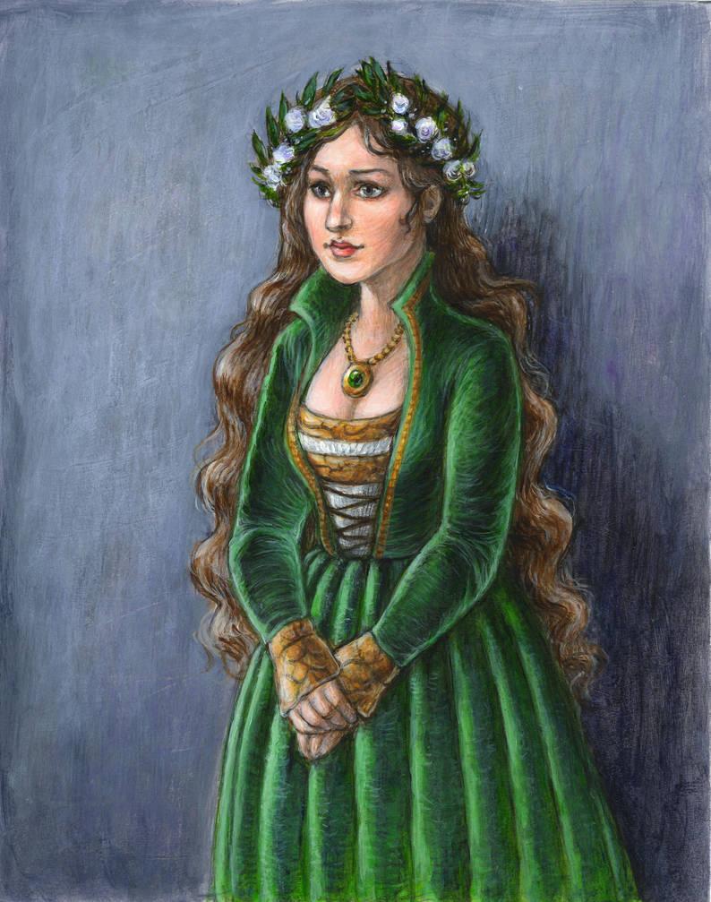 Margaret Cranmer by suburbanbeatnik
